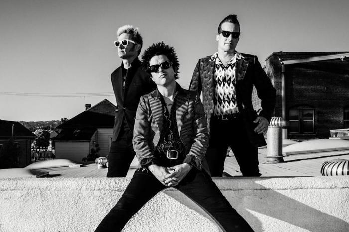 Green Day adelantó tema de su nuevo álbum,