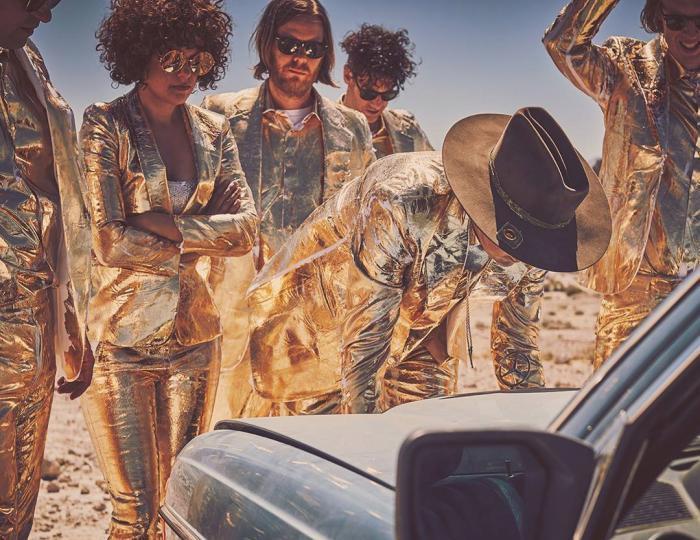 Arcade Fire vuelve a Santiago en diciembre — Confirmado